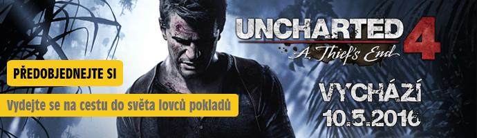 Uncharted- předobjednejte si