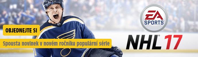 NHL 17- objednejte