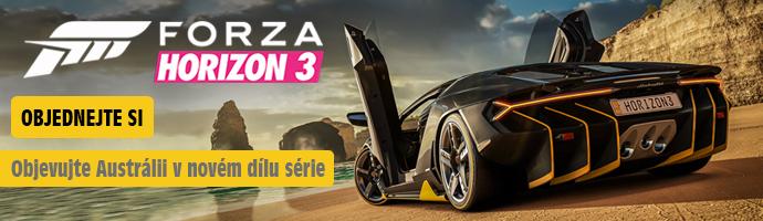 Forza Horizon 3- objednejte si