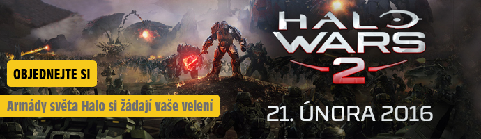 Halo Wars 2- objednejte si