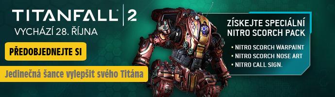 Předobjednejte si: Titanfall 2