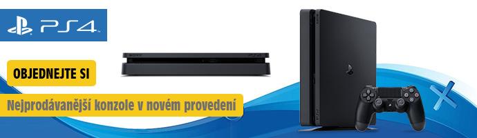 Objednejte si: PS4 konzole září 2016