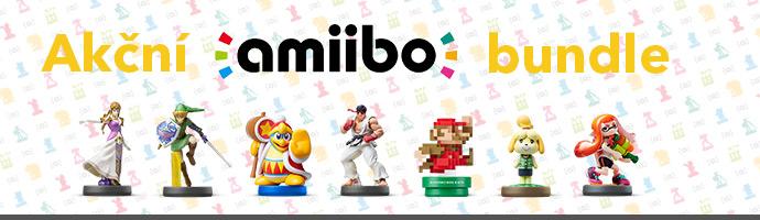 AKČNÍ CENY: Nintendo amiibo bundly