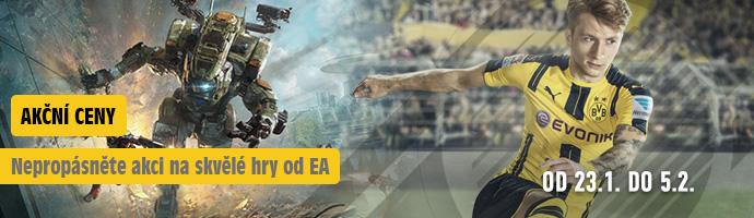 Akce EA- promo 1