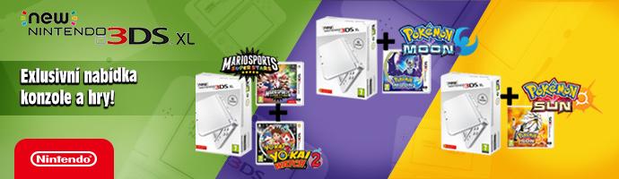 3DSXL+hra