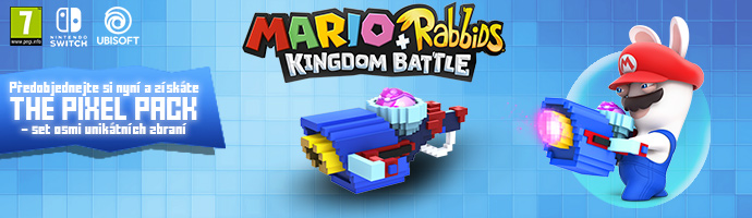 DLC SWITCH Mario + Rabbids Kingdom Battle