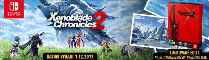Switch Xenoblade Chronicles 2 CE