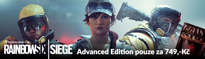 Rainbow Six Siege Advanced Edition Promo