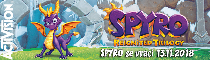 Spyro Trilogy Reignited 2018