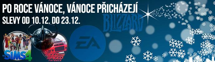 Blizzard a Electronic Arts Promo