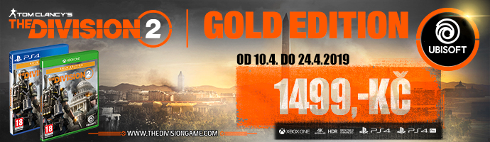 The Division 2 Gold Edition 2