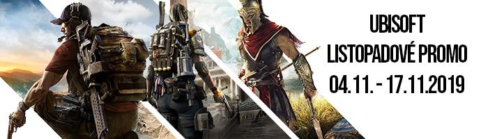 Ubisoft November Promo