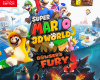Objevte společně zábavný svět Maria v Super Mario 3D World + Bowser's Fury - nyní dostupné na Nintendo Switch