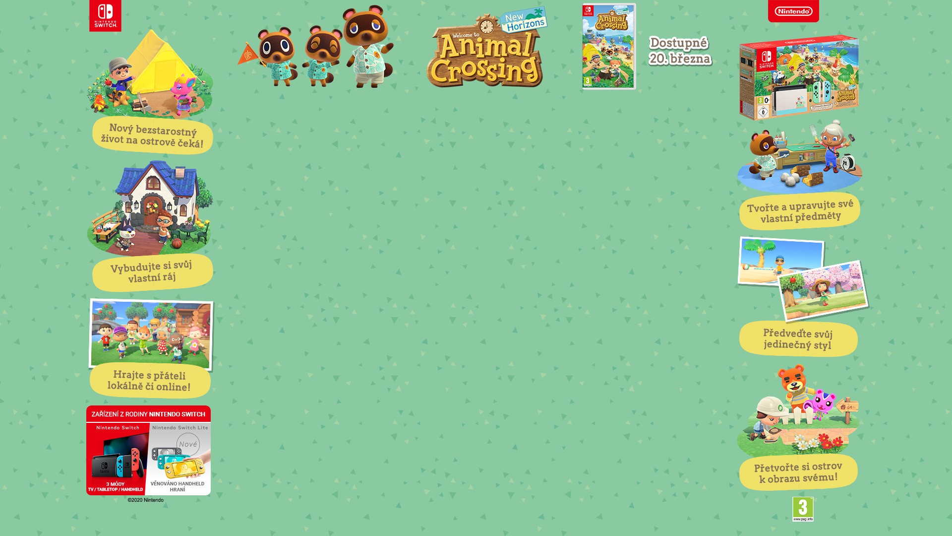 GAMEHOUSE Animal Crossing