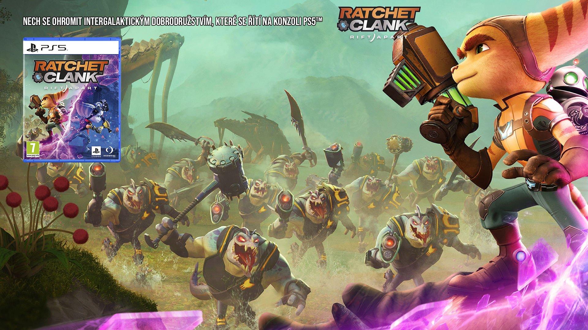 GAMEHOUSE PS5 Ratchet & Clank: Rift Apart